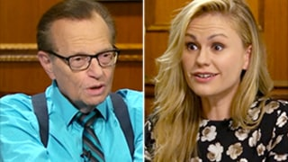 Anna Paquin Educates Larry King on Bisexuality: