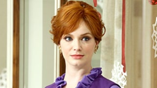 Christina Hendricks: My Agency Dropped Me When I Took the Role of Joan on Mad Men
