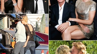 Sean Penn and Charlize Theron's Romance -- Take a Look Back