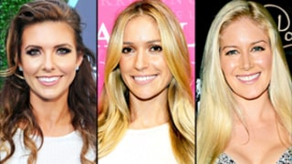 Audrina Patridge Still Friends With Kristin Cavallari,