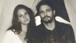 James Franco Jokes He Married Lana Del Rey Amidst Romance Rumors -- See the Funny Picture!