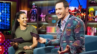 Mark-Paul Gosselaar, Mel B, Andy Cohen Reenact Saved By the Bell Scene as Zack, Lisa, and Screech