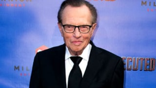 Larry King, Conan O'Brien, Andy Richter Share a Pot Brownie, Collapse in Giggles