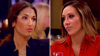 Real Housewives of New Jersey's Amber Marchese Confronts Melissa Gorga Post Hair-Pulling Brawl, Calls Her a