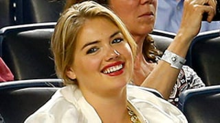 Kate Upton Says She's Banned From Wearing Tigers Gear at Yankee Stadium: