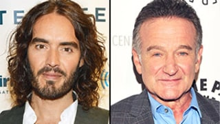 Russell Brand Reflects on Robin Williams'