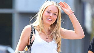 Tiffany Trump, Daughter of Donald Trump, Hits NYC with Mother Marla Maples