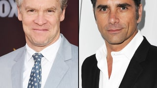 Tate Donovan and John Stamos