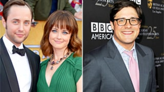Alexis Bledel, Vincent Kartheiser's Wedding Was