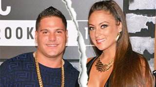 Jersey Shore's Ronnie Ortiz-Magro and Sammi
