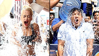 Celebrities Ice Bucket Challenge Videos: What to Wear From Nothing to Everything