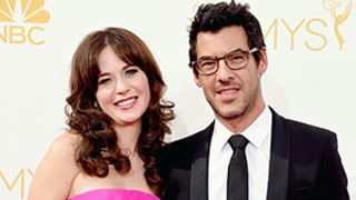 Zooey Deschanel, New Boyfriend Jacob Pechenik Make Red Carpet Debut at 2014 Emmys: Picture