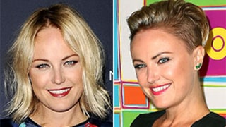 Malin Akerman Gets a Miley Cut, Flirty with Liev Schreiber's Brother Pablo at Emmys Afterparty: See Her Transformation