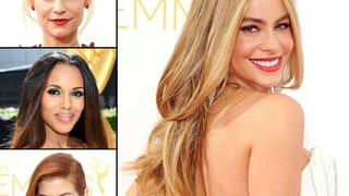 Hair and Makeup Looks from the Emmys Red Carpet