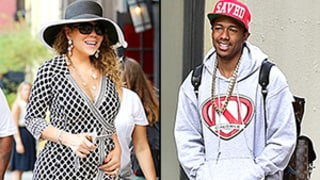 Mariah Carey Steps Out With Kids; Nick Cannon Wears