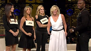 50 Cent Surprises Chelsea Handler During Sandra Bullock, Jennifer Aniston, Mary McCormack Intervention