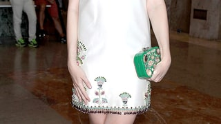 Dakota Fanning: Miu Miu Dinner