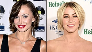 Karina Smirnoff: I Don't Know If It's Ethical that Julianne Hough Is a DWTS Judge
