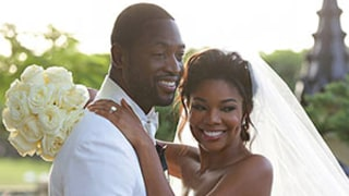 Gabrielle Union's Wedding Dress: See Her Just Married Picture With Dwyane Wade