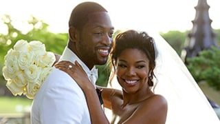 Gabrielle Union's Wedding Dress: Designer Dennis Basso Shares Details, Sketch