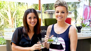 Celeb Sightings: Ali Fedotowsky and Catherine Lowe Get Pampered in L.A.!