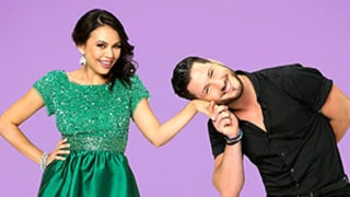Janel Parrish, Dancing With the Stars Pro Val Chmerkovskiy on the Competition: