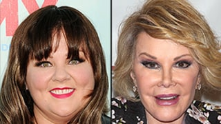 Melissa McCarthy Remembers First Encounter With Joan Rivers: She's a