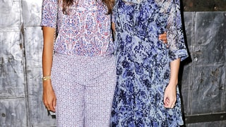 Rashida Jones and Rebecca Taylor