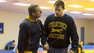 Foxcatcher Movie Review: