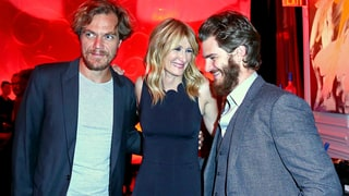 Michael Shannon, Laura Dern and Andrew Garfield