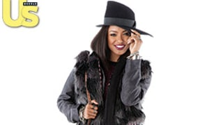 Kat Graham Teaches Us How to Layer Clothes for the Fall