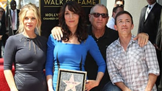 Married With Children Reunion: Katey Sagal, Christina Applegate, Ed O'Neill and David Faustino Reunite After 17 Years -- See the Pic!