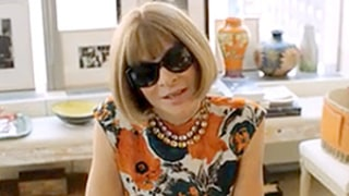 Anna Wintour Answers Vogue's 73 Questions, Including What She'd Never Wear: Watch!