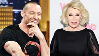 Hugh Jackman: Joan Rivers Asked Me to Perform at Her Funeral Before Her Death