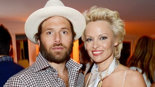 Pamela Anderson Talks Reconciliation With Husband Rick Salomon: