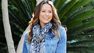 Stacy Keibler Pushes Baby Ava in Stroller, Debuts Post-Baby Body: Picture