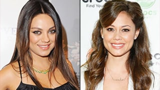 Mila Kunis, Vanessa Lachey Show Off Growing Baby Bumps: Top 5 Stories