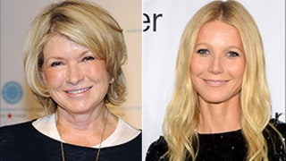 Martha Stewart Says Gwyneth Paltrow Should