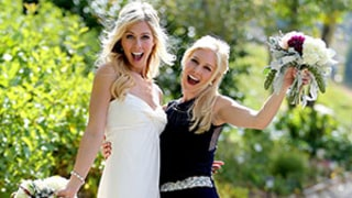 Holly Montag Marries: See The Hills Star's Wedding Dress, Maid of Honor Heidi