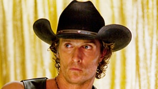 Matthew McConaughey Not in Upcoming Sequel Magic Mike XXL