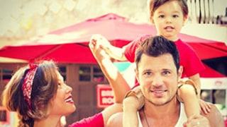 Camden Lachey Turns 2! Vanessa, Nick Lachey Celebrate Adorable Son With Construction-Themed Party