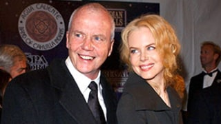 Nicole Kidman Delivers Eulogy at Dad Antony's Funeral: He Helped Me Through Tom Cruise Split, Was
