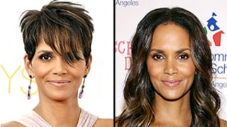 Halle Berry Switches Up New Hairstyle with Curls and a Trim: See the Picture
