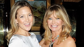 Kate Hudson Said She and Her Mom Goldie Hawn