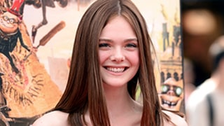 Elle Fanning Debuts Sleek New Brunette Locks, Shoulder-Length Bob For The Boxtrolls Premiere: See the Hairstyle