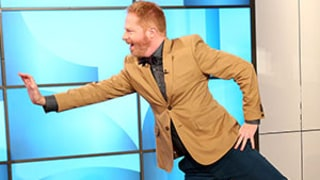 Jesse Tyler Ferguson Auditions for Dancing With the Stars on The Ellen Show: Watch Hilarious Clip