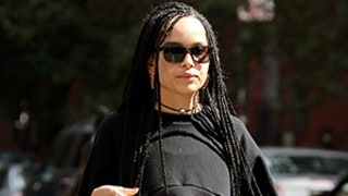 Zoe Kravitz Looks Just Like Mom Lisa Bonet: See Their Matching Long Hairstyle