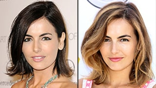 Camilla Belle Debuts Blonde Highlights: See the Star's New Hairstyle
