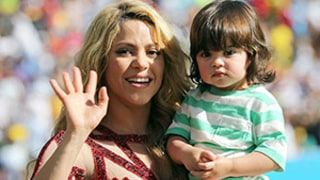 Shakira Teaches Baby Son Milan, 20 Months, How to Read in Spanish: Watch the Adorable Video!