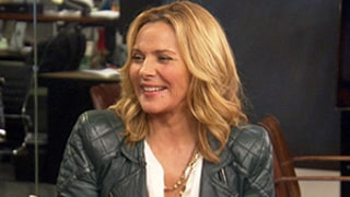 Kim Cattrall Talks Lena Dunham and Girls:
